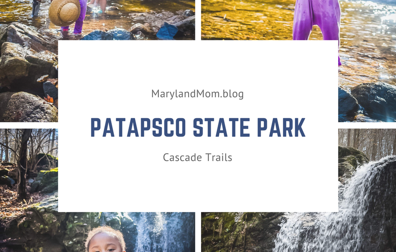 Patapsco Park – CascadeTrail